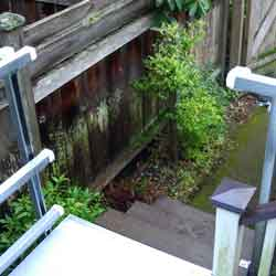 garden wheelchair ramp