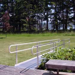 rental wheelchair ramp